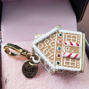 LE RARE 13 Gingerbread House Juicy Couture Charm